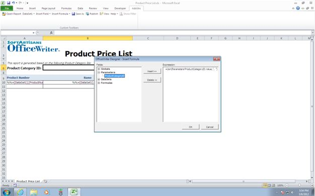 How to display all selected values for an SSRS multi-select