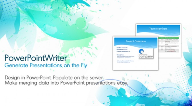 VP of Development Talks PowerPointWriter